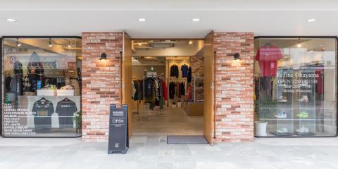 Refine 岡山店